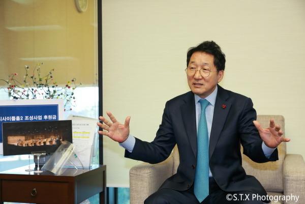 首尔艺术殿堂社长、柳寅泽