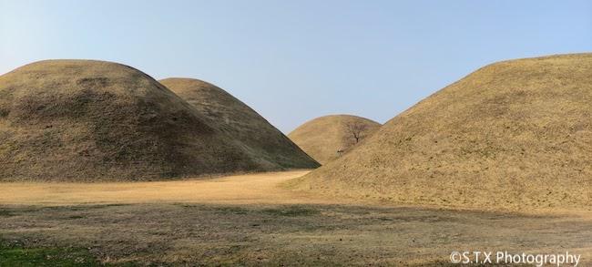 庆州古墓群