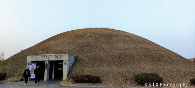 天马冢、庆州