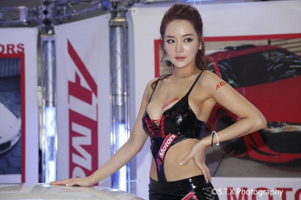 林智慧、第11届首尔汽车沙龙、2013Seoul Auto Salon
