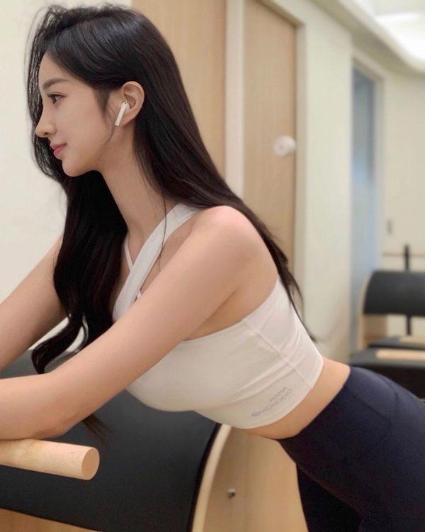 2020韩国美女网红
