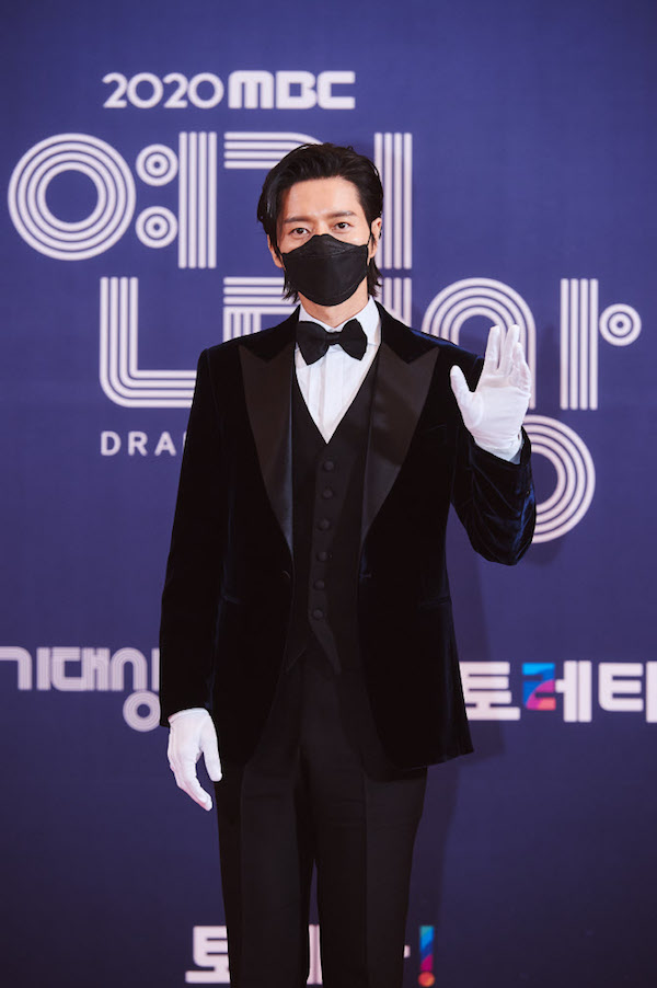 2020 MBC演技大赏、朴海镇