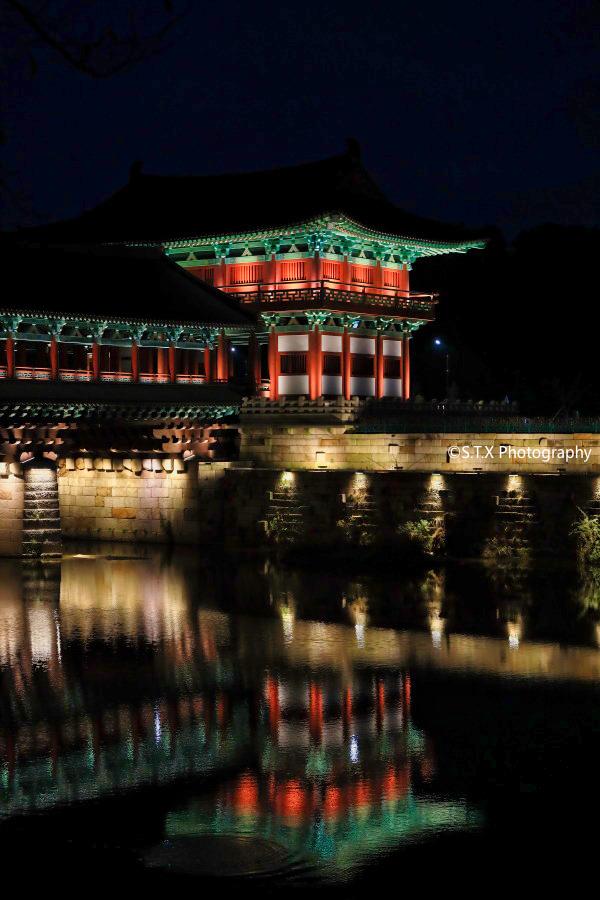 月精桥、庆州