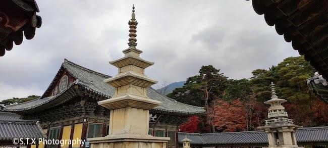 佛国寺三层石塔