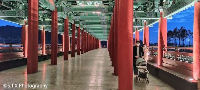 庆州月精桥