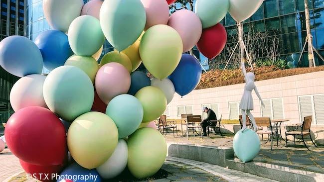 手机摄影作品、韩国首尔街拍