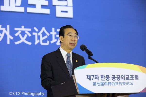 中国公共外交协会会长吴海龙
