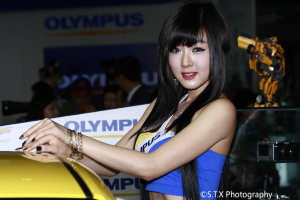 黄美姬、2011首尔国际摄影影像器材展、PHOTO & IMAGING 2011