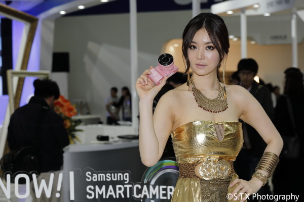 2012首尔国际摄影影像器材展、PHOTO & IMAGING 2012、林智慧