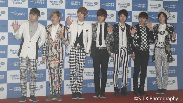 Infinite、2013梦想演唱会