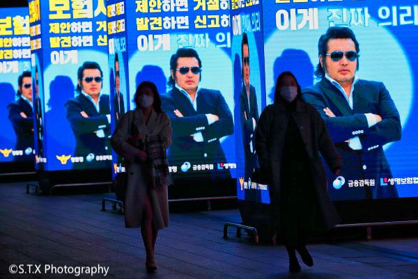 2020佳能EOS 5D Mark IV韩国街拍