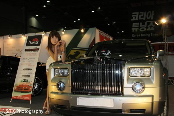 2008韩国改装秀、KoreaTuningShow2008