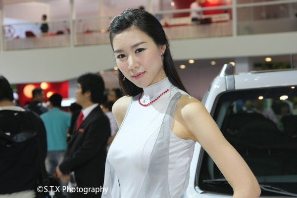 2008釜山国际汽车展、Busan International Motor Show