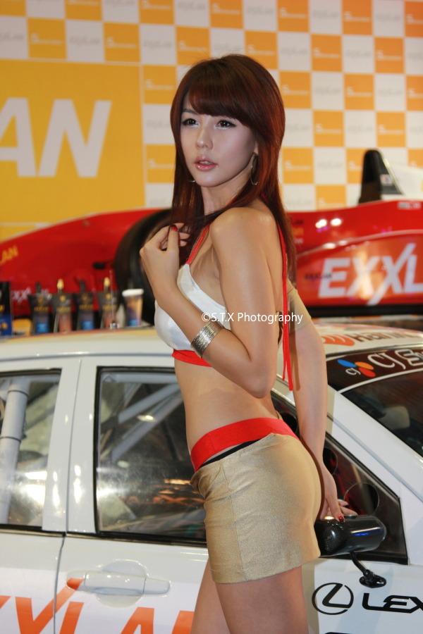 李智友、第6届首尔汽车沙龙、2008Seoul Auto Salon
