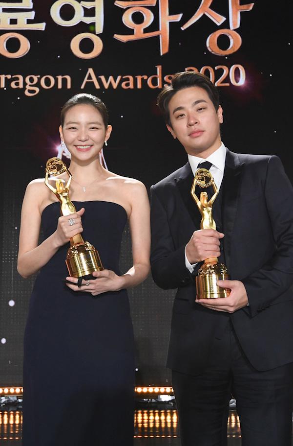 第41届青龙电影奖、李絮、朴正民