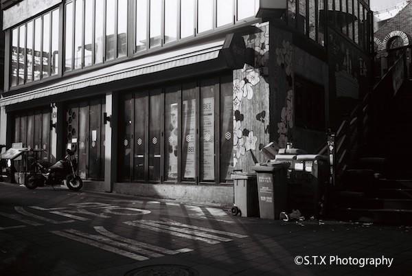 富士GW690III、伊尔福 DELTA 100胶卷作品