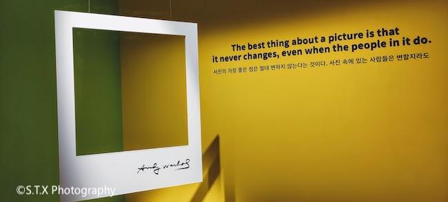 ANDY WARHOL : BEGINNING SEOUL