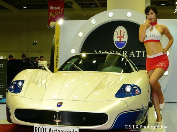 玛莎拉蒂、2007 SUPER CAR FESTIRAL