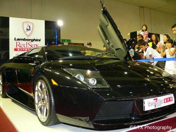 蓝比基尼、2007 SUPER CAR FESTIRAL