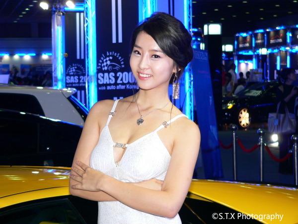 徐有珍、第5届首尔汽车沙龙、2007Seoul Auto Salon