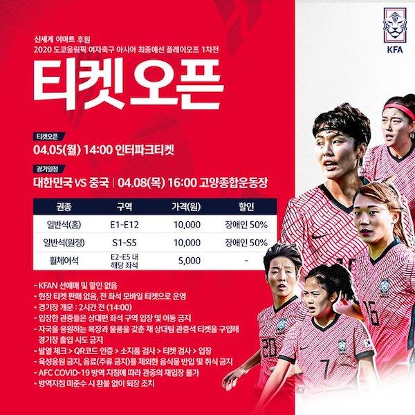中韩女足奥运预选赛附加赛
