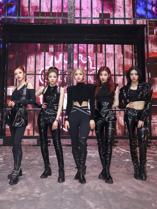 ITZY、GUESS WHO