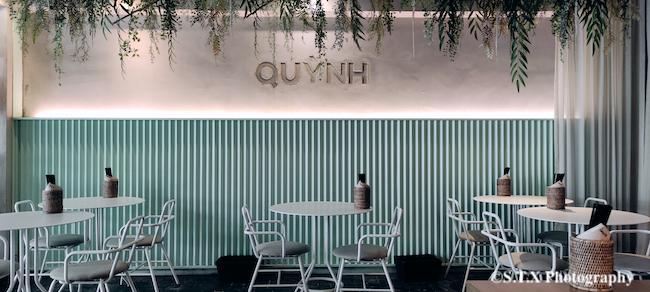 梨泰院越南美食店Quynh