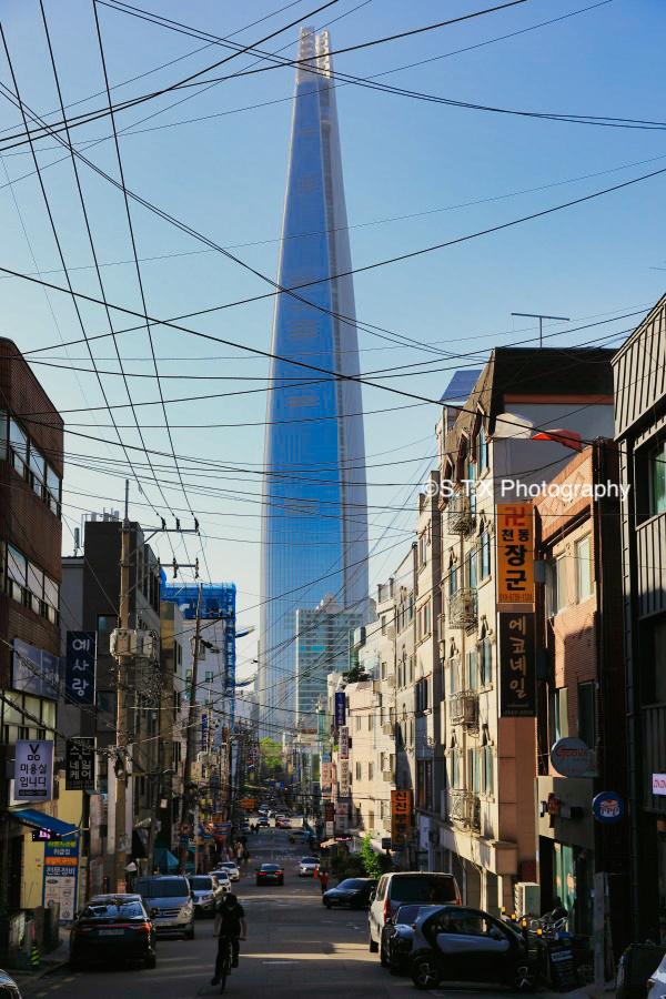 飘在思密达首尔街拍作品