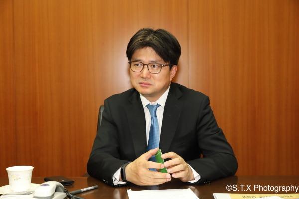 中国银行首尔分行行长黄德
