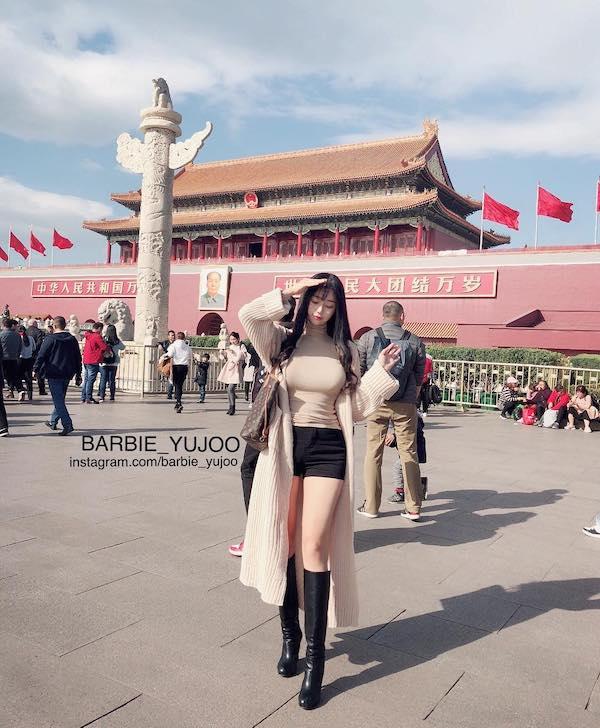 韩国美女比基尼