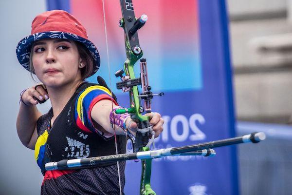 东京奥运女神、Valentina Acosta Giraldo