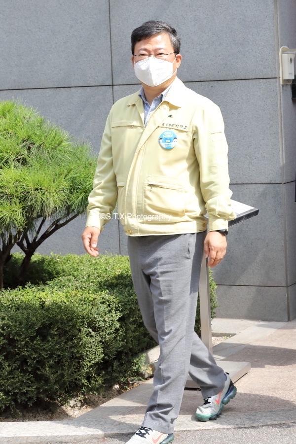 首尔中区厅长徐良镐