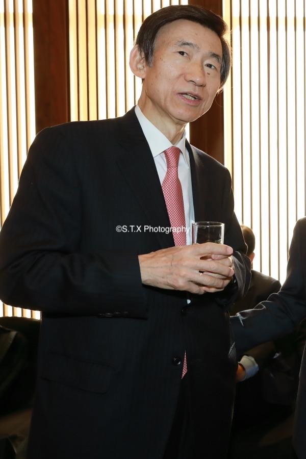 韩国前外交部长官尹炳世