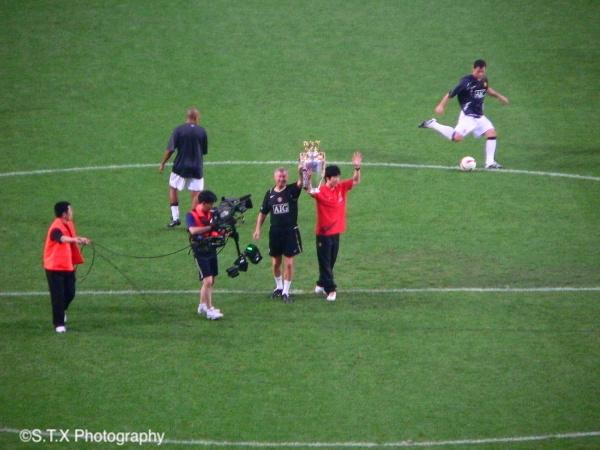 2007年曼联对阵FC首尔
