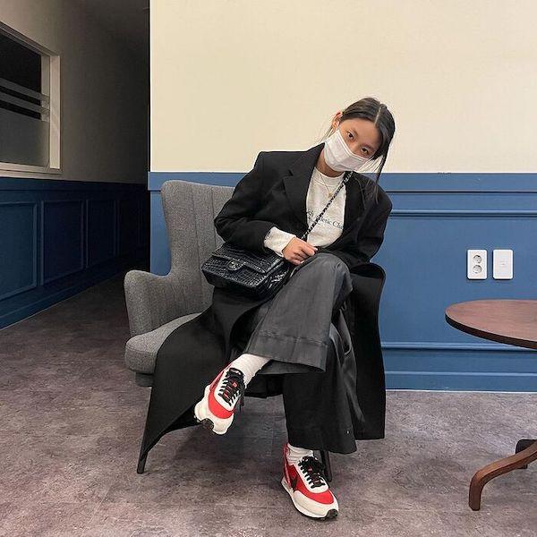 雪炫、Daybreak Undercover University Red