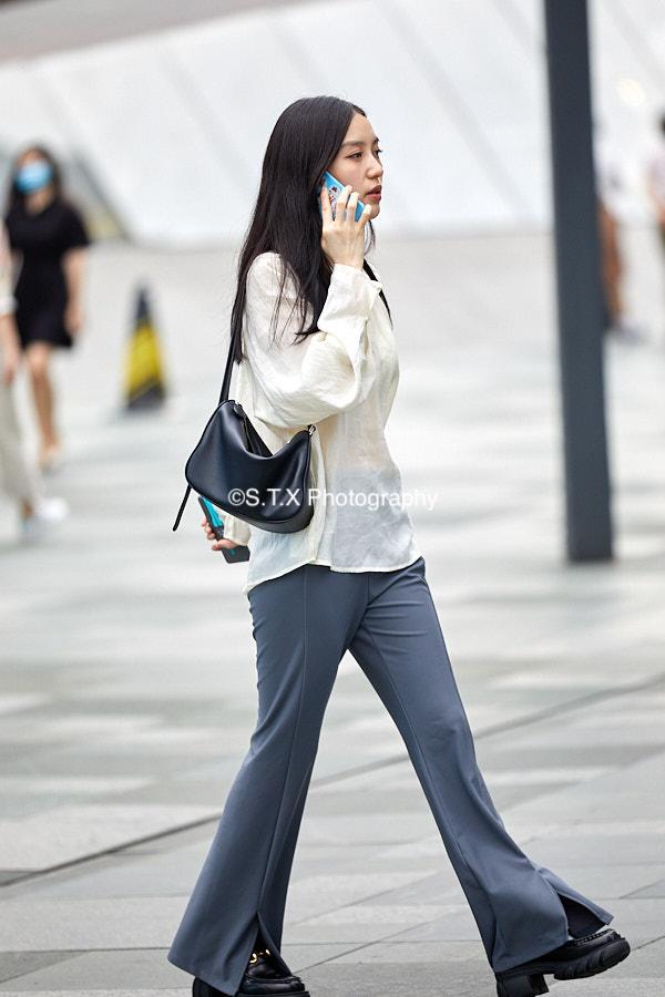 2021秋季春熙路时尚街拍