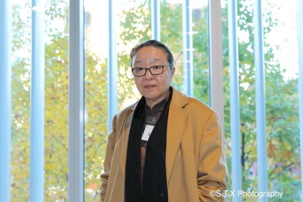 北京大学电影与文化研究中心主任戴锦华