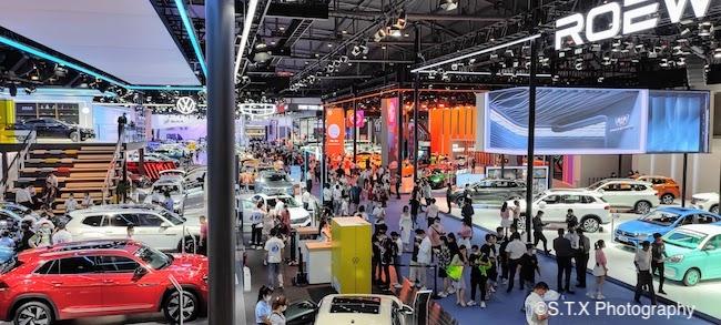 2021成都国际车展