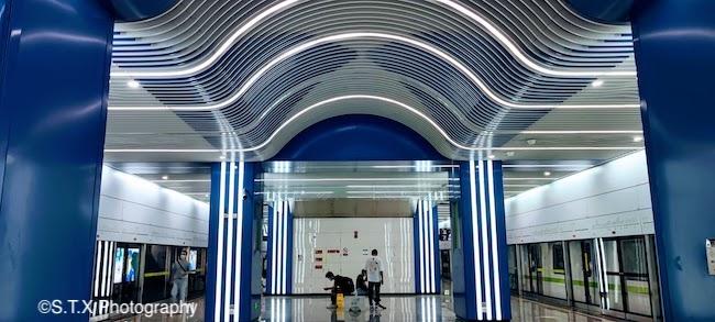 成都地铁站